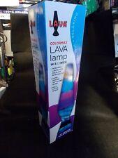 Colormax 14.5 Inch Multi-Color Lava Lamp in Factory Box Unused