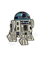 Star Wars R2D2 Robot Quality Enamel Pin Badge - Brand New