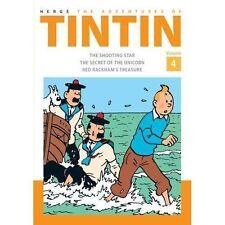 The Adventures of Tintin Volume 4 by Herge (Hardback, 2015)