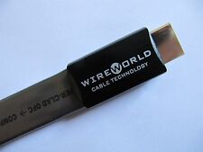 Wireworld Silver Starlight 7 Reference 4K HDMI cable 1m (Latest Version)
