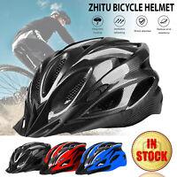 Bicycle Helmet Road Mountain Bike Adjustable Safety Shockproof Light Weight