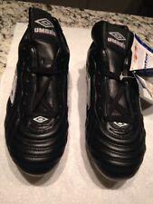 Umbro Soccer Cleats Elite Replaceable Black Size  6 1/2 M