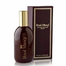 Royal Mirage Eau De Cologne Spray (120 ml Each) Choose Your Fragrance