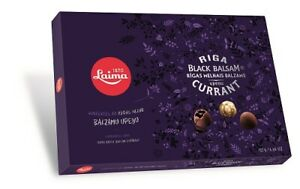 Chocolate Candies with Riga Blackcurrant Balsam 135g