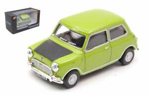 Model Car Scale 1:43 Mr.Bean Mini Cooper Film Movie vehicles diecast