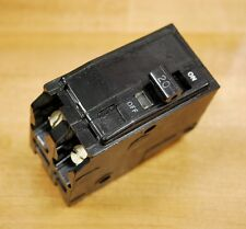 Square D QOB220 2Pole 20Amp Circuit Breakers - USED