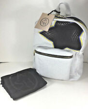 NEW with Tags & Dust Bag ASH Danica BACKPACK Star Leather Off WHITE Multi
