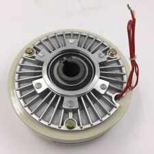 12NM DC24V 1500RPM Hollow Shaft 20mm Center Distance 65mm Magnetic Powder Brake