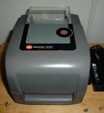 DATAMAX-O'NEIL MODEL E-4205A MARK III THERMAL LABEL PRINTER - NO AC ADAPTER