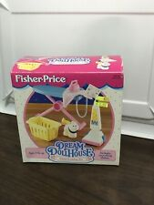 Fisher Price Loving Family Dream Dollhouse Housekeeping Cleaning Set NEW