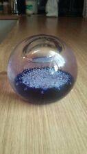 LOVELY CAITHNESS NUMBERED PAPERWEIGHT-OZONE