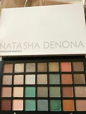 eyeshadow palette by natasha denona - green brown
