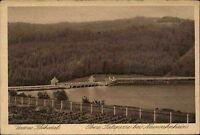 Neunzehnhain Pockau-Lengefeld Sachsen Erzgebirge AK ~1930 Talsperre Flöhatal See