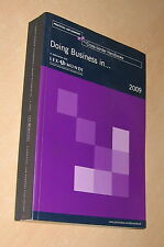PLC Doing business in ass. Lex Mundi 2009  worldwide Cross-border Handbooks