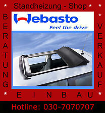 Webasto H400 Classic - schwarz Schiebedach elektrisch
