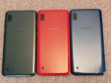 Vitre arrière coque couvercle cache batterie pour Samsung Galaxy A10