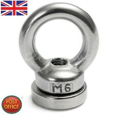20 x5mm Salvage Strong Magnetic Ring Treasure Hunting Recovery for River Fishing