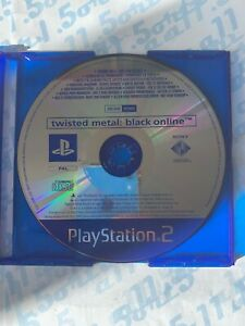 Twisted Metal: Black Online - Promo - Full Game - Sony - Playstation 2 - UK PAL
