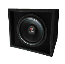 FOCAL SOLUTION 25 A1 SUB SUBWOOFER 10'' 25cm 300W in SCATOLA IPNOSIS BOX REFLEX