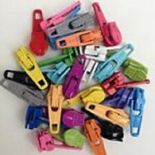 Atkinson Designs ZIPPER PULLS CANDY COLORS FITS YKK ZIPPERS   NEW   BAG/TOTE