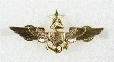 Usn U.S. Navy 643 - Naval Senior Astronaut (Pilot) Wings - nhm, full size