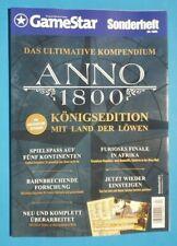 GameStar Sonderheft 04/2020 ANNO 1800 Königsedition NEU + ungelesen 1A