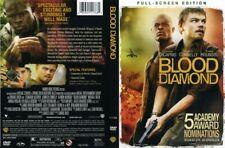 Blood Diamond (DVD) FS Leonardo DiCaprio