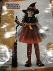 CLASSIC CHARMED WITCH CHILD HALLOWEEN COSTUME GIRL TODDLER SIZE LARGE 4-6