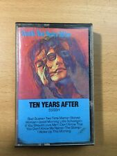 Ten Years After SSSSH Untested EX vintage cassette tapes