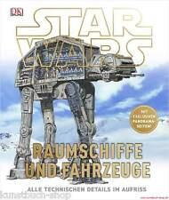 Fachbuch Star Wars™ Raumschiffe und Fahrzeuge, Alle technischen Details WERTVOLL