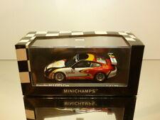 MINICHAMPS PORSCHE 911 GT3 #9 SUPERCUP 2006 - DERMONT 1:43 - EXCELLENT IN BOX