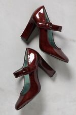 NEW $300 Anthropologie Paola D'arcano City Lights Pumps Heels Size 36
