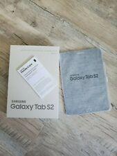 Samsung Galaxy Tab S2 SM-T713NZKEXAR 32GB, Wi-Fi, 8 inch Tablet - Black