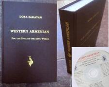 Արեւմտահայերէնը Անգլիախօս Learning WESTERN ARMENIAN from English DORA SAKAYAN CD