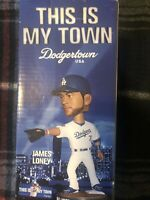 James Loney Los Angeles Dodgers Baseball 2010 SGA Bobblehead New In Box
