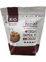 Heavenly Hunks Organic Dark Chocolate Oatmeal 22 Oz, 22 oz