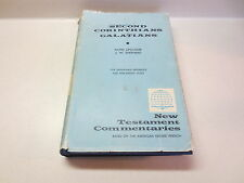 Second Corinthians Galatians by David Lipscomb New Testament Commentaries ARV