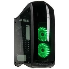Kolink Punisher Midi Tower ATX RGB DEL USB 3.0 PC De Bureau Gaming Case Noir