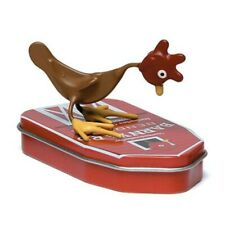 NEW Rooster Barnyard Bender By Hog Wild Toys Barn Tin Posable Magnetic figure