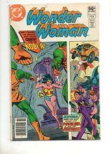 Wonder Woman #276 Huntress & Power Girl Backup Worlds Finest Earth 2 Bronze 1981