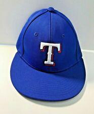 NWT! Texas Rangers Team S/M Boys MLB Baseball Hat Cap O.C. Sports Q3 Technology