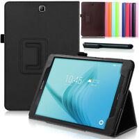 Samsung Galaxy Tab A 9.7 T550 T555 Schutzhülle Cover Tasche Etui Case +Pen -2N