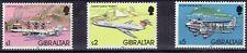 Gibraltar.  QEII 1982.  3 Top values.  £1, £2 & £5.  MNH.  Scott 428/30.