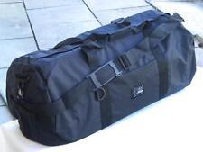 RB030 (90 litre) Light but Durable Sports Bag & Travel Duffel (Duffle), BLACK
