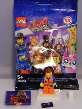 LEGO Minifigur 71023 THE LEGO® MOVIE 2 # 1 Emmett Bauarbeiter Getränk IPhone NEU