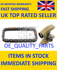Timing Chain Kit Set Sprockets 33692 FEBI for Citroen Fiat Ford Mazda Mini