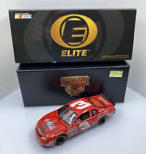 1998 Monte Carlo ELITE 1:24 DALE EARNHARDT #3 Coke 12.5k Limited Edition NASCAR