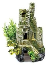 ✔ Classic 0930 Castle Ruin Ornament Fish Tank Aquarium 30L Biorb Decoration ✔
