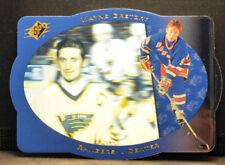 1996 UD SPX #39 WAYNE GRETZKY New York Rangers Hologram Die Cut NM+