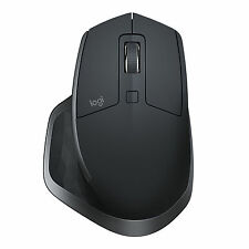 Logitech MX Master 2S Graphite Wireless Laser Mouse